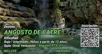 CENTIJ-Senderismo Turístico Jujeño