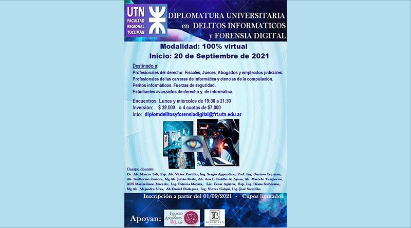 Diplomatura Universitaria
