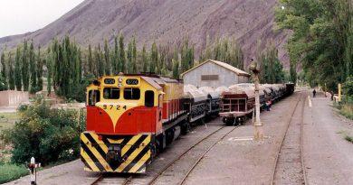 Rehabilitación de la Línea C del Ferrocarril Belgrano